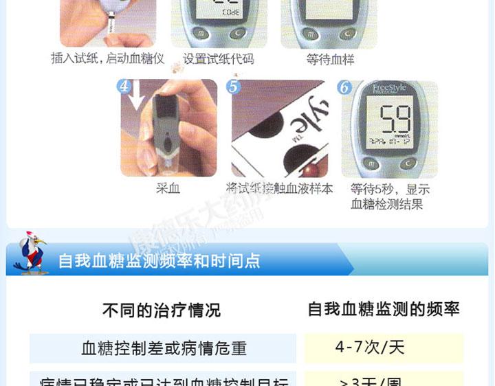 【<em>雅培利舒坦血糖仪</em>】 价格、说明书、副作用